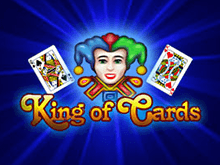 King of Cards с бонусами от Вулкана