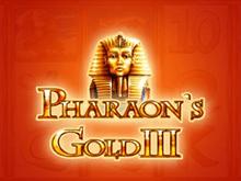 Скачать в Вулкане Pharaohs Gold III