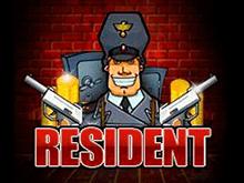 Resident с бонусами от Вулкана