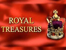 Royal Treasures с бонусами от Вулкана