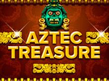 Игровые автоматы Вулкан на деньги Aztec Treasure