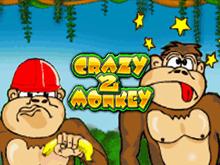 Игровые автоматы на деньги Вулкан Crazy Monkey 2