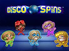 Скачать автоматы Вулкан Disco Spins
