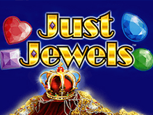 Бонусы клуба Вулкан Just Jewels