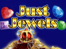 Бонусы клуба Вулкан Just Jewels