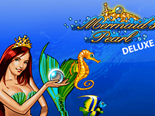 Скачать автоматы Вулкан Mermaid's Pearl Deluxe