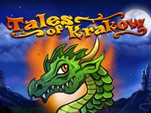 Игровые автоматы Вулкан на деньги Tales Of Krakow