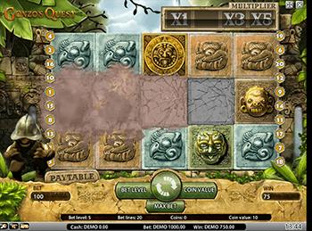 Игровые автоматы на деньги Gonzo's Quest