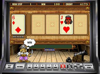 Игровые автоматы на деньги Вулкан Pirate 2