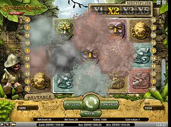 Бонусы клуба Вулкан Gonzo's Quest Extreme