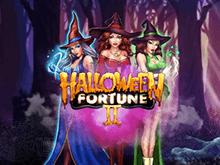 Играйте онлайн в аппарат Удача На Хэллоуин 2 и сорвите джекпот