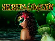 Игровой аппарат Загадки Амазонки – играйте онлайн с получите джекпот